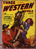 Three Western Novels October, 1949