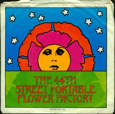 44th Street Portable Flower Factory 7""