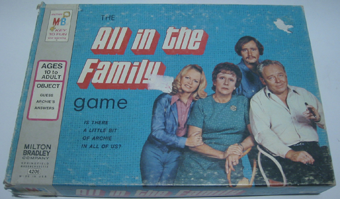All In The Family Game