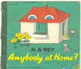 Anybody At Home Book
