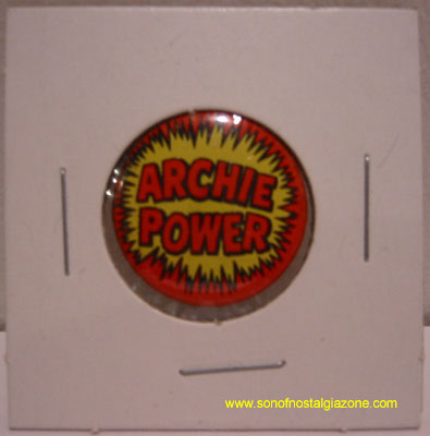 Archie Power Pin