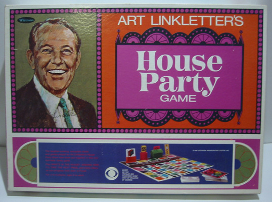 Art Linkletter's House Party Game