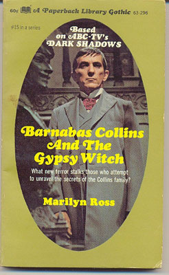 Barnabas Collins and the Gypsy Witch Book