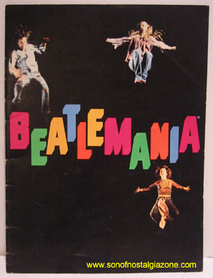 Beatlemania Program