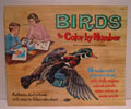 Birds Color By Number Book