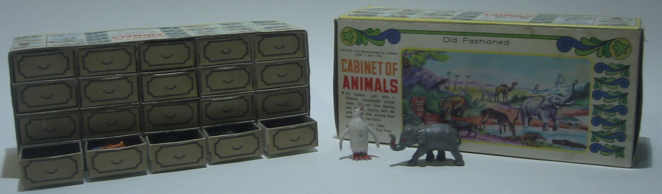Cabinet Of Animals