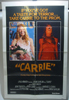 Carrie 1 Sheet Movie Poster