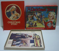 Christmas Story Book and Manger Set
