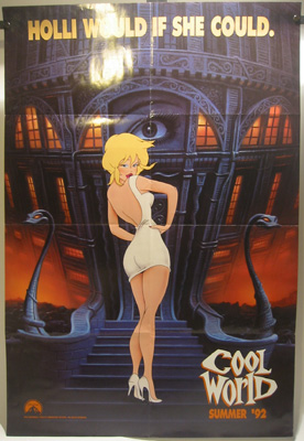 Cool World Advance One Sheet Poster