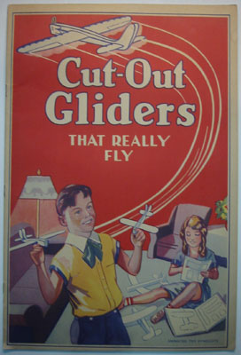 Cut Out Gliders Book