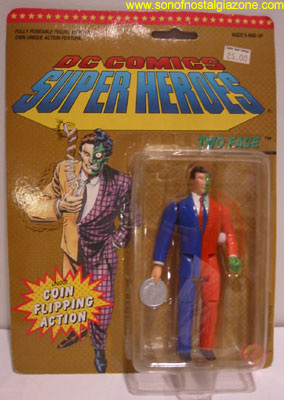 Batman Two Face Figure