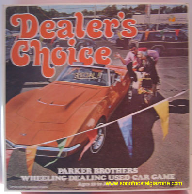 Dealers Choice Game