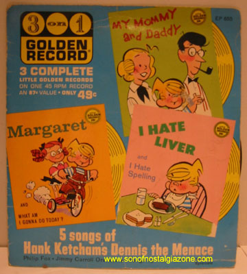 Dennis The Menace Record