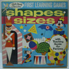 Disney Shapes And Sizes Game