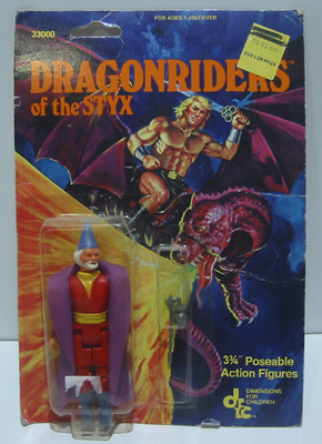 Dragonriders of the Styx Figure
