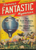 Famous Fantastic Mysteries December 1940