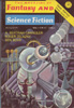 Fantasy and Science Fiction August, 1971