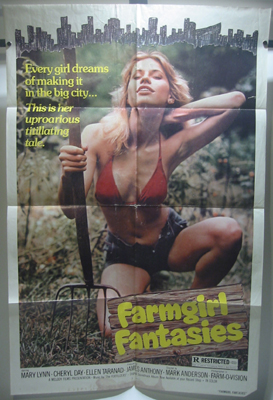 Farmgirl Fantasies One Sheet Movie Poster