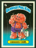 Garbage Pail Kids Series 1 Card