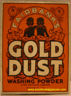 Gold Dust Magnet