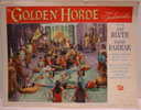 Golden Horde Lobby Card