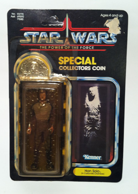 Han Solo Power Of The Force Special Figure