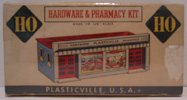 Hardware Store/Pharmacy Model Kit