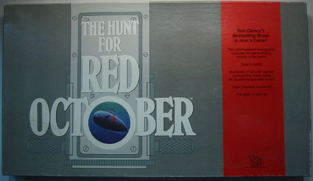 Hunt For Red October Game