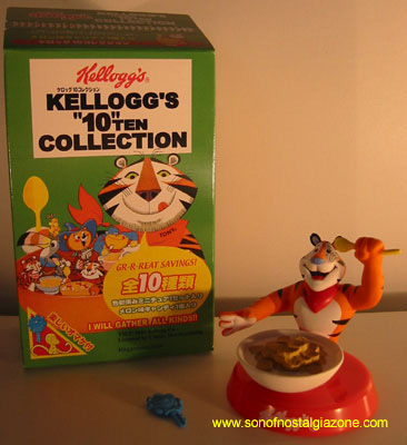 Kellogg�s Ten Collection Figure