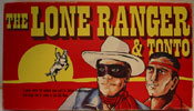 The Lone Ranger And Tonto Game