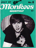 Monkees Monthly July, 1967