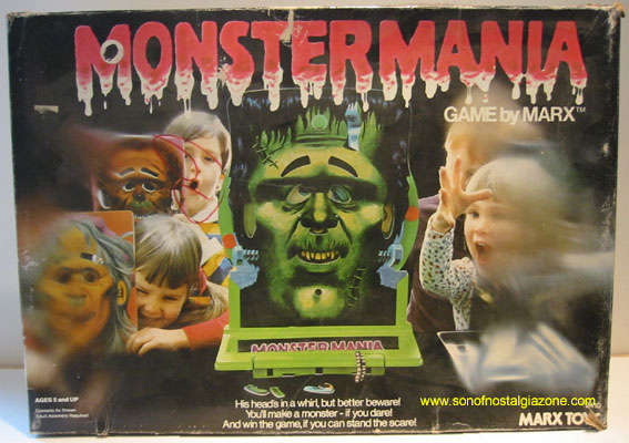 Monstermania Game