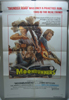 Moonrunners Original 1 Sheet Movie Poster