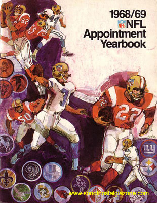 1968/69 NFL Appointment Yearbook