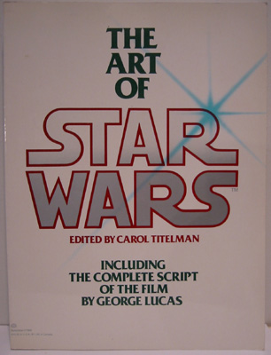 The Art Of Star Wars Book