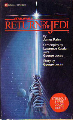 Return Of The Jedi Paperback