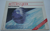 Star Wars Return Of The Jedi Sketchbook