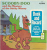 Scooby Doo Book and Record