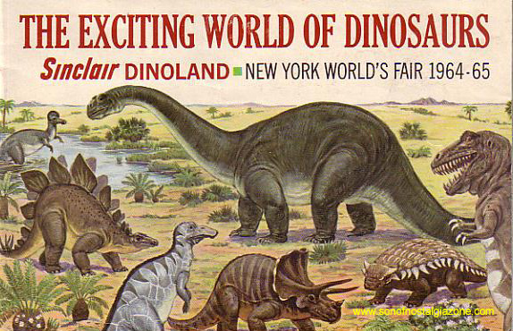 Exciting World Of Dinosaurs Book