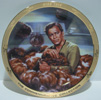 Star Trek Trouble With Tribbles Plate