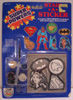 Super Powers Stain-A-Sticker Set