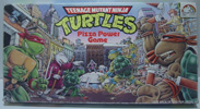 Teenage Mutant Ninja Turtles Pizza Power Game