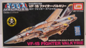 Macross VF-1S Fighter Valkyrie Model Kit