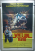 White Line Fever Original 1 Sheet Movie Poster