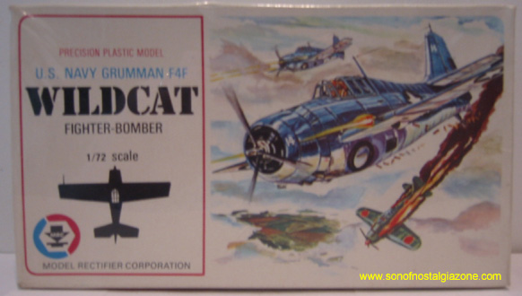F4F Wildcat Model Kit