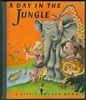 A Day In The Jungle Little Golden Book
