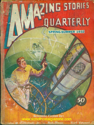 Amazing Stories Quarterly Spring/Summer 1932