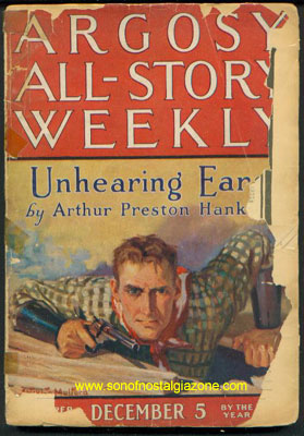 Argosy All-Story Weekly December 5th, 1925