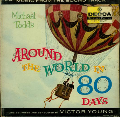 Around The World In 80 Days 7""
