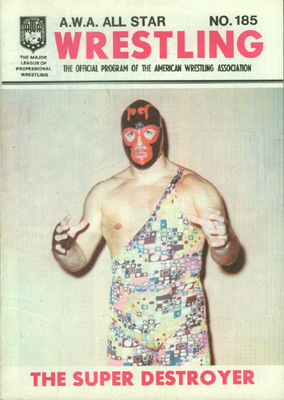 A.W.A. All Star Wrestling Program